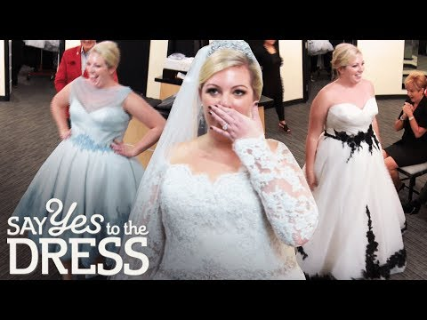 Lori Gets Her Daughter In Law Three Custom Dresses For The Wedding   Say Yes To The Dress Atlanta