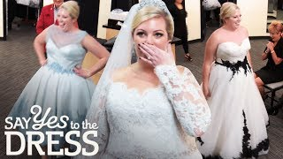 Lori Gets Her Daughter in Law Three Custom Dresses For the Wedding | Say Yes To The Dress Atlanta