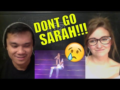 Sarah Geronimo This 15 Me: Leavin' On A Jetplane / I Don't Wanna Miss A Thing REACTION