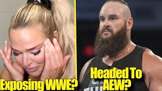 Lana THREATENING To EXPOSE WWE... Braun Strowman To AEW? Roman Reigns BEING PROTECTED At All COSTS