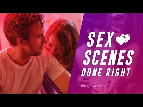 Movie Sex Scenes and Intimacy — Are You Doing it Right?