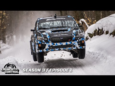 New 2015 Subaru WRX STI Rally Car – Launch Control Episode 3.1