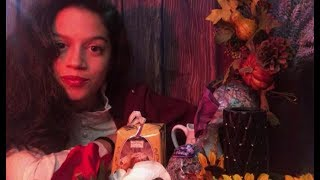 ASMR~ Brothers Grimm' Fairytales {Snow White, Red Riding Hood, and Sleeping Beauty}