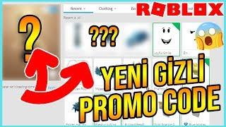 HIDDEN PROMO CODE / Roblox Promo Code / Roblox English / FarukTPC