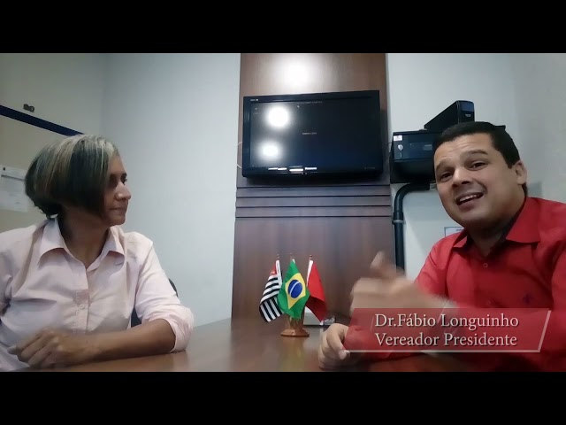 Entrevista Fábio Longuinho