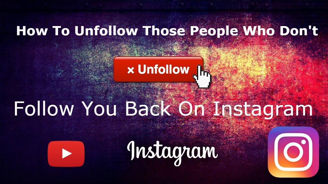 follow and unfollow instagram bot