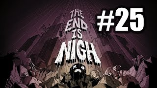 THE END IS NIGH #25 | ¡¡¡COMED LECHUGA!!!