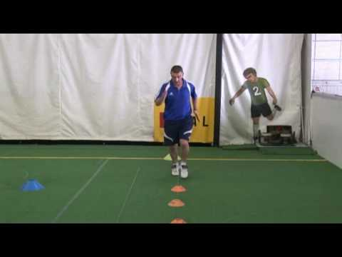 TRAINING AND AGILITY QUICKNESS FOR SPEED