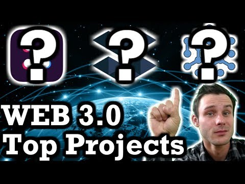 Web 3.0 Is Close, Are You Ready? My Top Picks Are....Not Ethereum!