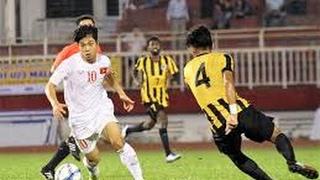 U23 Viet Nam - U23 Malaysia siêu phẩm đẳng cấp công phượng - văn toàn - quang hải