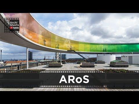 Inside Architecture: ARoS Art Museum
