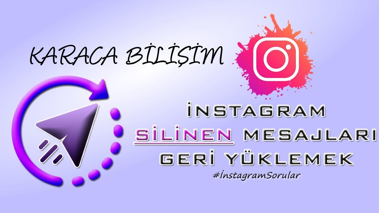 ÇALINAN INSTAGRAM HESABINI GERİ AL (Instagram Hesap Kurtarma)