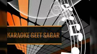 Mere Sang Sang Aaya Teri | Karaoke | Kishore Kumar | Rajput-1982