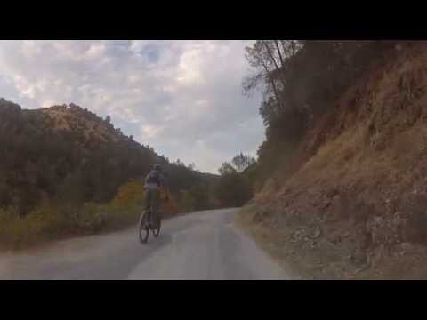 Mountain bike quarry trail *metronome breaking bad*