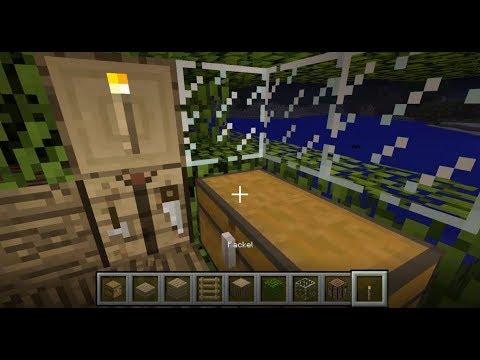 cooles Baumhaus in Minecraft bauen (Tutorial)