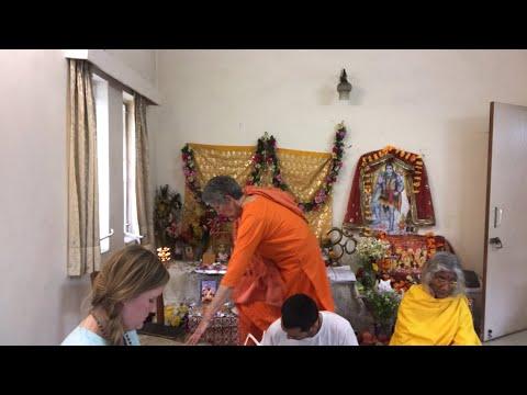 Vishnu homa in Delhi (Mar 10)