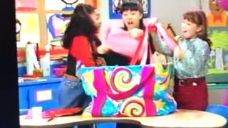 Barney The Barney Bag from The Queen of Make-Believe