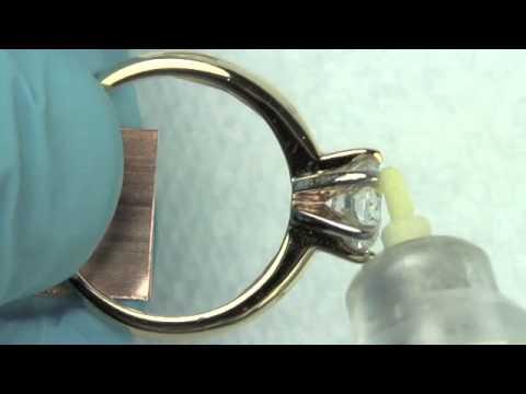 Rhodium pen plating kit