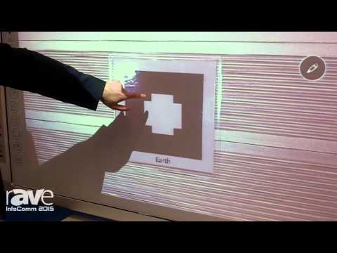 InfoComm 2015: TimeLink Exhibits iWB All-In-One Interactive Whiteboard