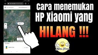 Cara MELACAK HP HILANG dan mengetahui wajah si PENCURInya !!! menggunakan Android..
