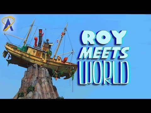 Roy Meets World - 'A Day at Disney's Typhoon Lagoon' - May 16, 2017