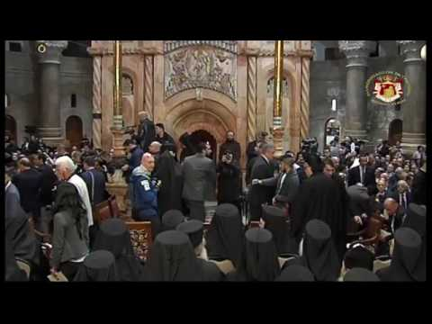 Consecration of the Edicule over the Tomb of the Lord