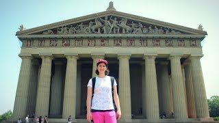 Greek Monument in The Midwest!?! | MIDWEST ROADTRIP DAY 2
