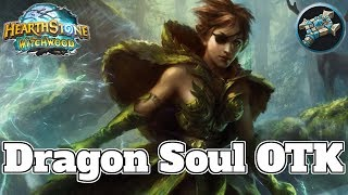 Dragon Soul OTK Priest Witchwood | Hearthstone Guide How To Play