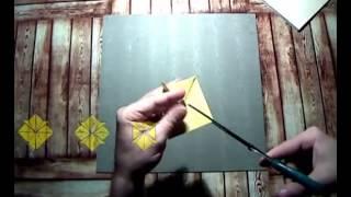 Как сделать черепаху из бумаги. Мастер класс. Оригами - видео урок со схемой.