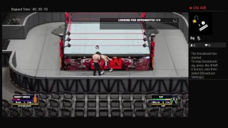WWE 2K18 ONLINE GAMEPLAY