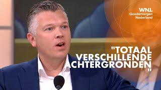 Partijen Henk Krol En Henk Otten Fuseren: 'wat Hen Bindt Is Opportunisme'