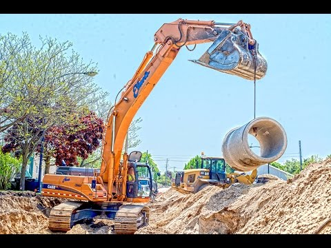 Digging Deep on State Street | Deep Excavation | Road Construction
