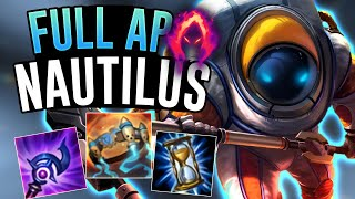 FULL AP NAUTILUS MID CARRIES MID LANE!! - Off Meta Monday - League of Legends