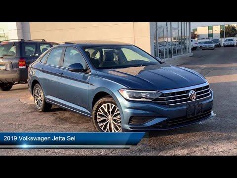 2019 Volkswagen Jetta Sel Joliet Plainfield Shorewood New Lenox Channahon Minooka Homer Glen