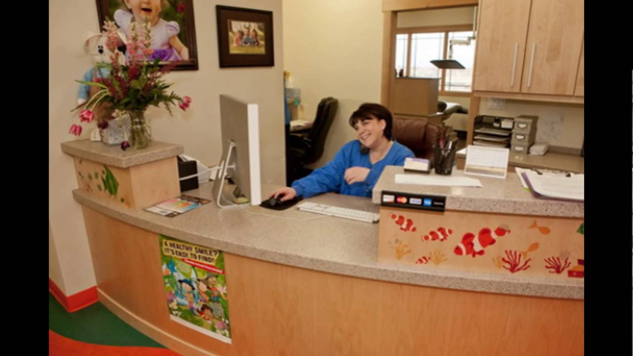 Front Desk Dental Office YouTube