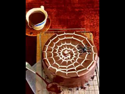 diy halloween cake decorating ideas youtube - Halloween Cake Decoration Ideas