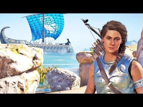 Assassin's Creed Odyssey #19: O Mensageiro na Pedreira thumbnail