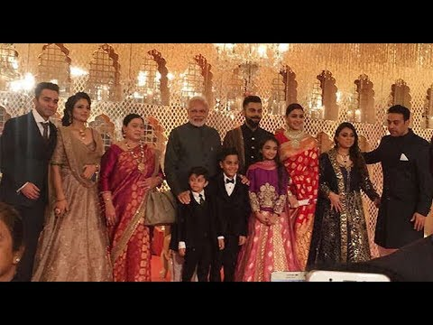 Virat Kohli And Anushka Sharma Wedding Reception In Delhi