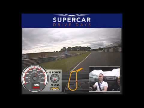 Supercar Drive Day