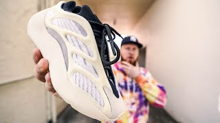 HOW GOOD IS THE ADIDAS YEEZY 700 V3?! (Better Without Boost?)