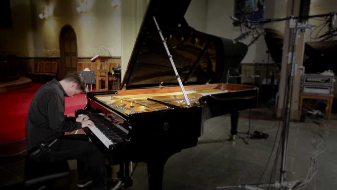 ola gjeilo piano improvisations youtube