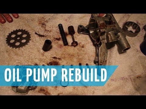 DIY s52/M52 Oil Pump Rebuild