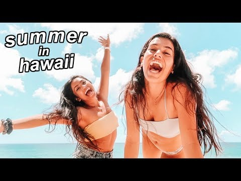 A Day In My Life! SUMMER IN HAWAII VLOG