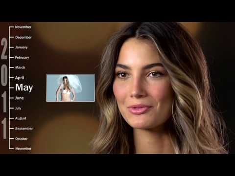 A Year in the Life of a Victoria's Secret Angel: Lily Aldridge