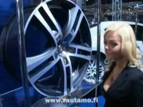 Rautamo at Helsinki Motorshow 2007