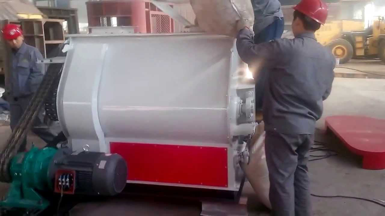 animal feed mixer/poultry feed mixer/poultry feed mixing machine