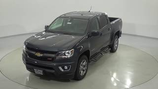 181557 - New 2018 Chevrolet Colorado Review