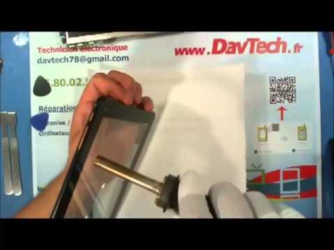 tutoriel d montage montage tablette itworks tm801 remplacement tactile vitre youtube. Black Bedroom Furniture Sets. Home Design Ideas