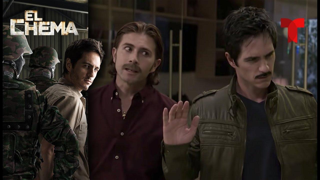 El Chema Cap 237 Tulo 75 Telemundo Novelas Youtube