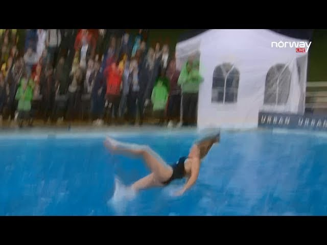 FAILS: Word Championships of Death Diving 2019 (Canon Balls, Back Flop, Staples, Suicide jumps)